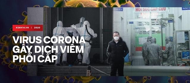 Phun thuốc sát trùng khử khuẩn phòng Bệnh viện phổi cấp do virus corona gây ra