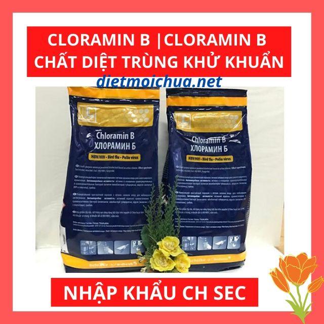 Cloramin B Hàng Séc