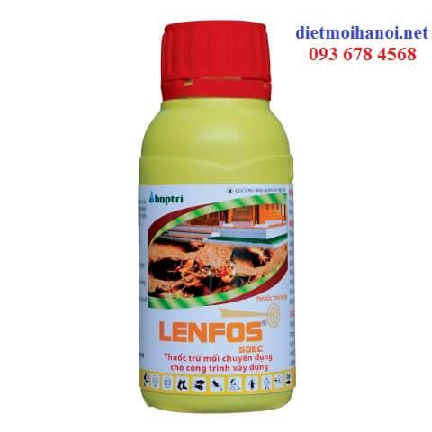 Thuốc diệt mối và phòng chống mối từ nền móng Lenfos